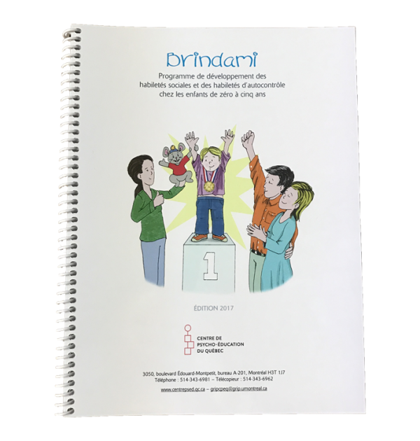 Guide d'animation du programme Brindami