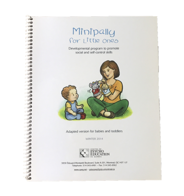 Minipally for little ones program's guidebook